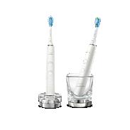 DiamondClean 9000 Elektrische Schallzahnbürste mit App