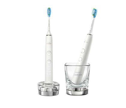 Dentes mais brancos e mais saudáveis para toda a vida