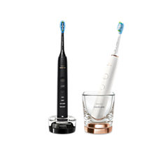 HX9914/57 DiamondClean 9000 Sonic electric toothbrush with app
