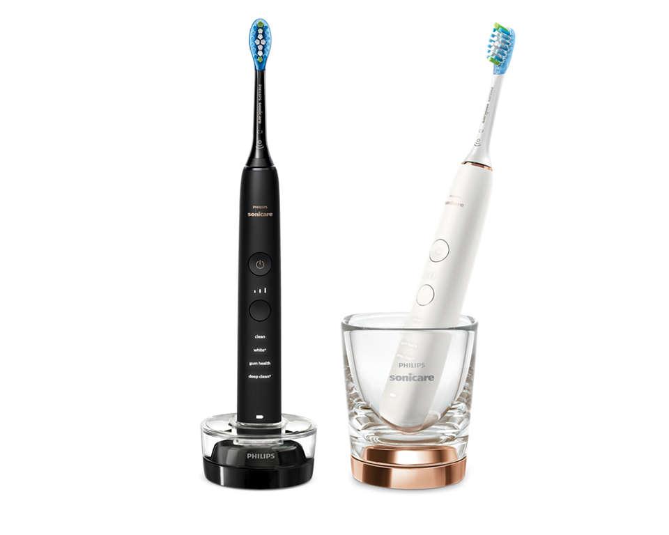 Vitare, hälsosammare tänder livet ut