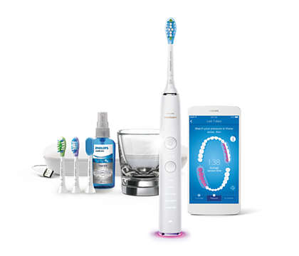 Den beste tannbørsten vår noensinne. Rengjør i hele munnen.