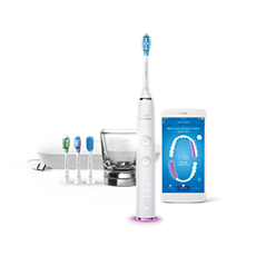 HX9924/06 Philips Sonicare DiamondClean Smart Sonic electric toothbrush with app