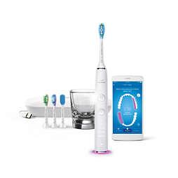Sonicare DiamondClean Smart Sonická elektrická zubná kefka s aplikáciou