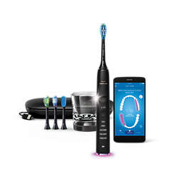 Sonicare DiamondClean Smart 9500 Sonic electric toothbrush with app