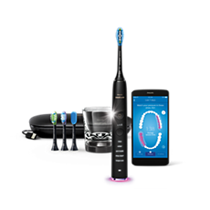 HX9924/17 - Philips Sonicare DiamondClean Smart Sonic elektriskā zobu suka ar īpašu lietotni