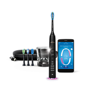 Sonicare DiamondClean Smart Звукова електрична зубна щітка з додатком