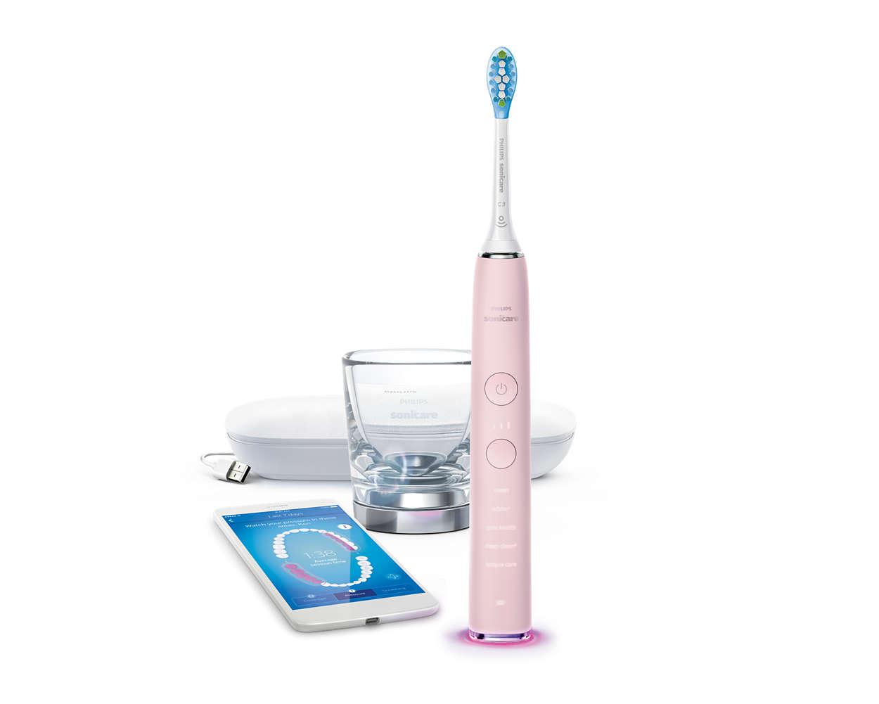 Kompletní systém pro zdravější ústa