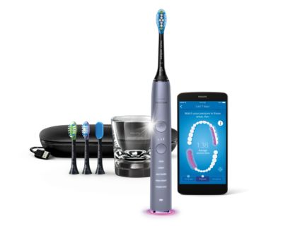 diamondclean smart 9500 gray philips sonicare rh usa philips com sonicare essence instruction manual Operators Manual