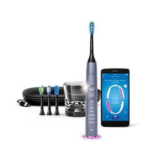 Sonicare DiamondClean Smart Periuţă de dinţi sonică electrică cu aplicaţie
