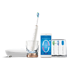 HX9924/65 Philips Sonicare DiamondClean Smart 9750 Sonic electric toothbrush with app