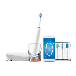 Sonicare DiamondClean Smart 9750 Brosse à dents sonique électrique avec application