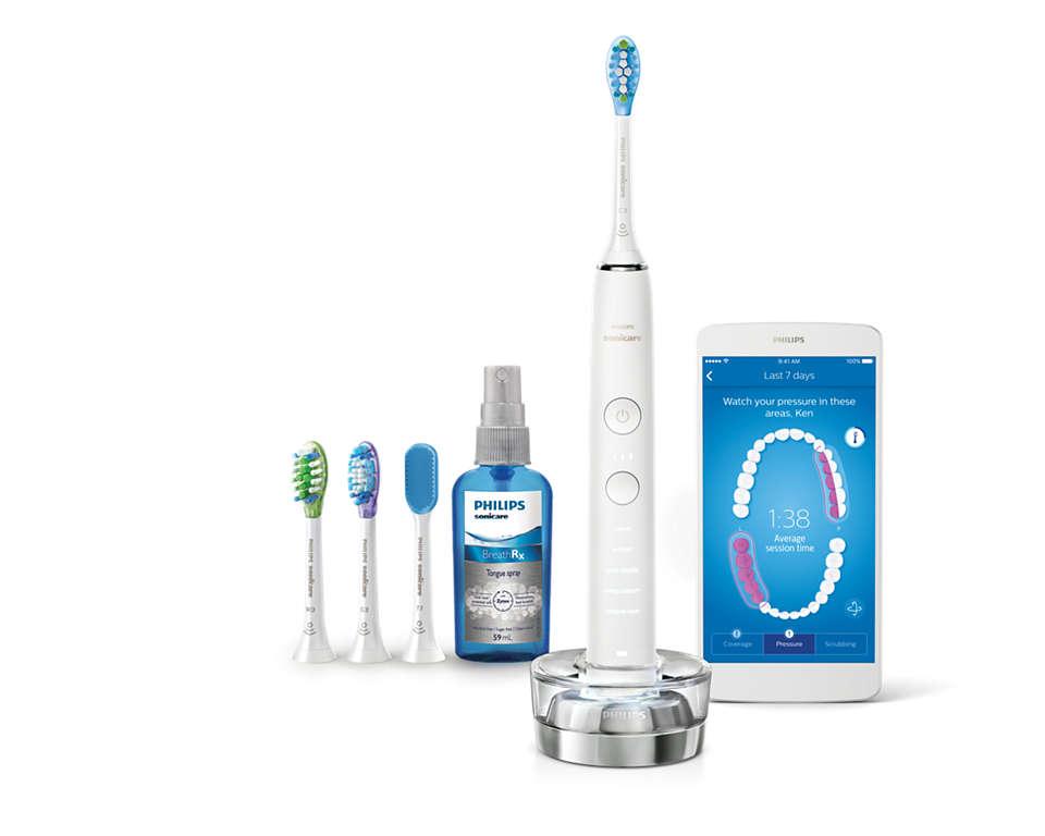 Il nostro spazzolino migliore per un'igiene orale completa