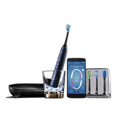 Sonicare DiamondClean Smart 音波震動牙刷搭配應用程式