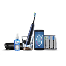 HX9954/53 Philips Sonicare DiamondClean Smart Sonic electric toothbrush with app