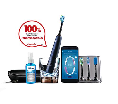 Philips Sonicare DiamondClean Smart. Sonisk eltandborste med app 2964a4366d5fa