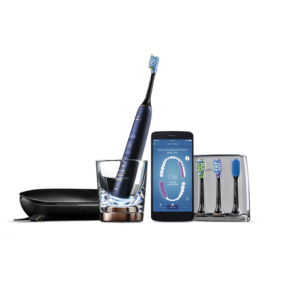 Sonicare DiamondClean Smart Sonic electric toothbrush with app