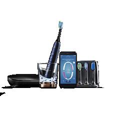 HX9954/57 Philips Sonicare DiamondClean Smart Periuţă de dinţi sonică electrică cu aplicaţie