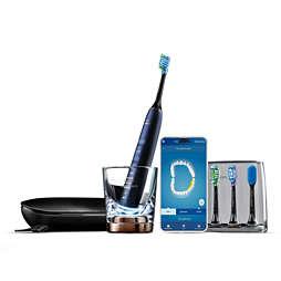 Sonicare DiamondClean Smart Электрическая зубная щетка с приложением