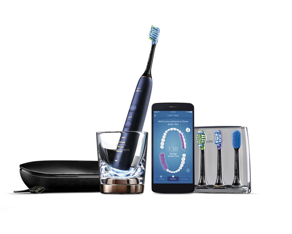 Kompletný systém pre zdravšie zuby a ďasná
