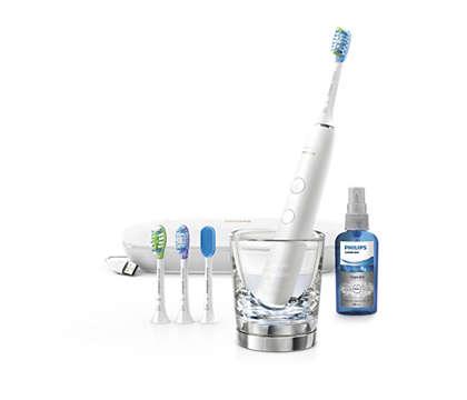 Notre meilleure brosse à dents, pour un nettoyage complet