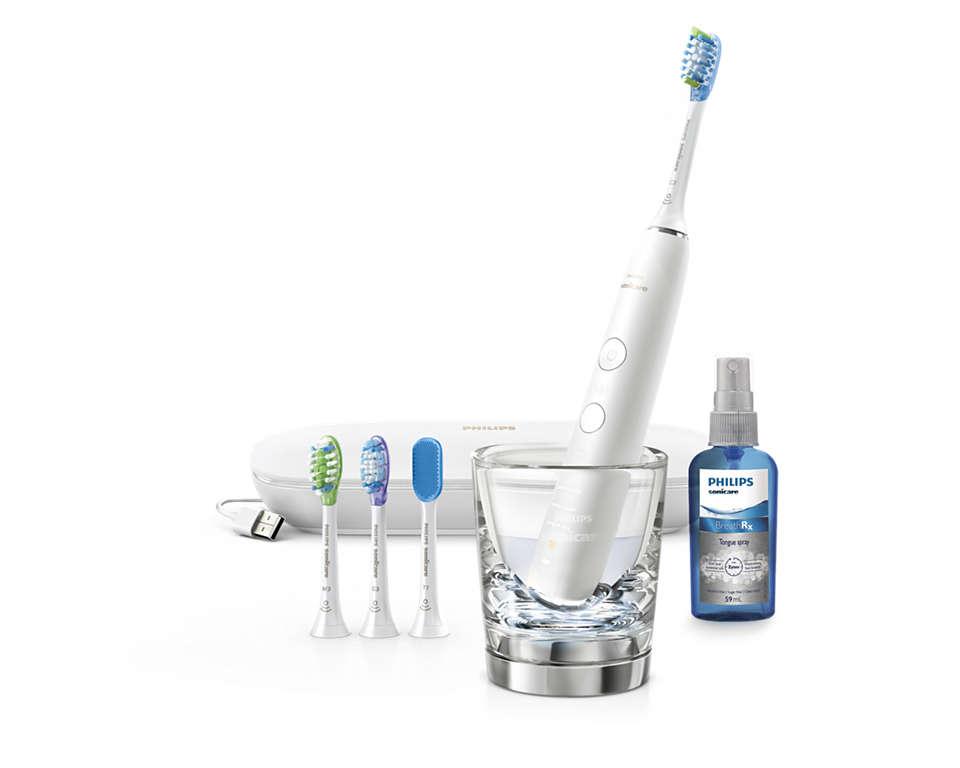 De slimste tandenborstel voor een gezondere mond