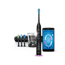 HX9985/18 - Philips Sonicare DiamondClean Smart Sonic electric toothbrush with app