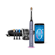 HX9985/48 Philips Sonicare DiamondClean Smart Sonic electric toothbrush with app