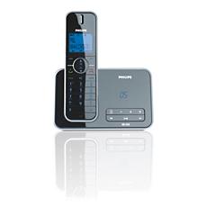 ID5551B/55 Design collection Teléfono inalámbrico con contestador automático