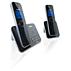 Design collection Téléphone sans fil avec répondeur