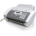 Fax with telephone and copier