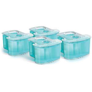 4er-Pack, Reinigungskartusche, duales Filtersystem