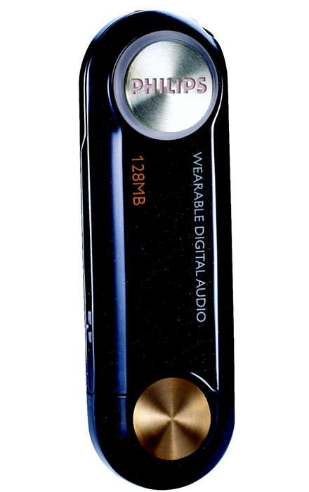 Přenosný přehrávač MP3