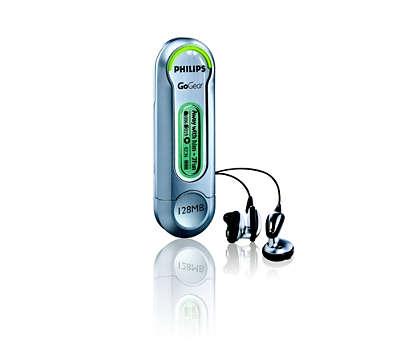 Wearable MP3
