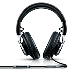 L1/00 Philips Fidelio over-ear headband headphones