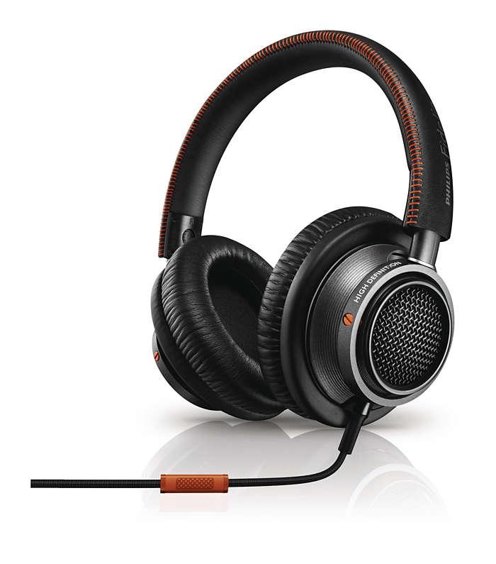 Najlepsza jakość i idealny dźwięk, gdziekolwiek jesteś.