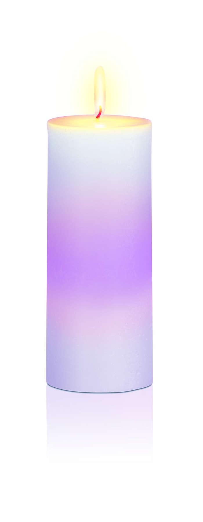 Wyjątkowy nastrój świec