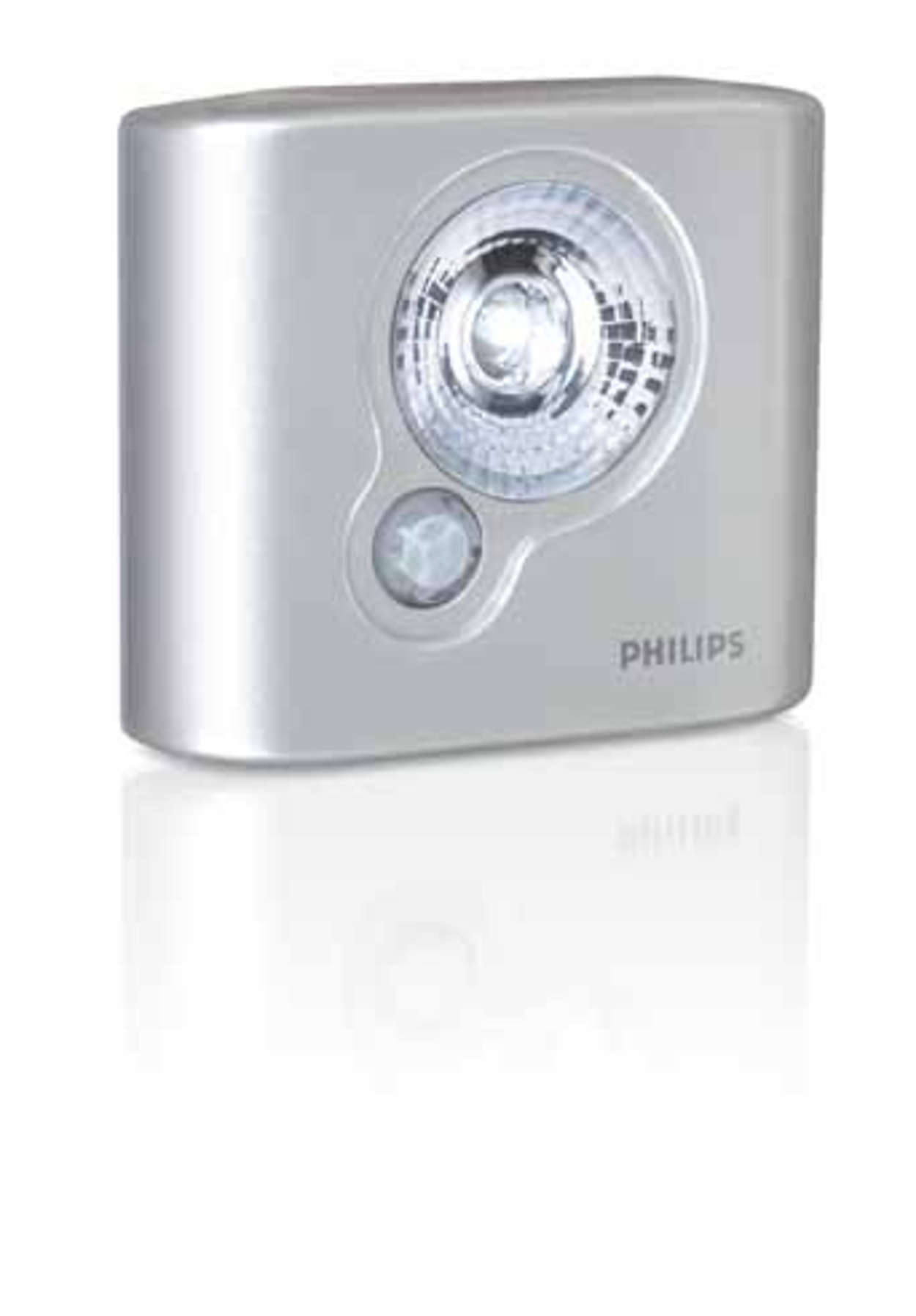LED-lamp met batterij LAC52AWSB/10 | Philips