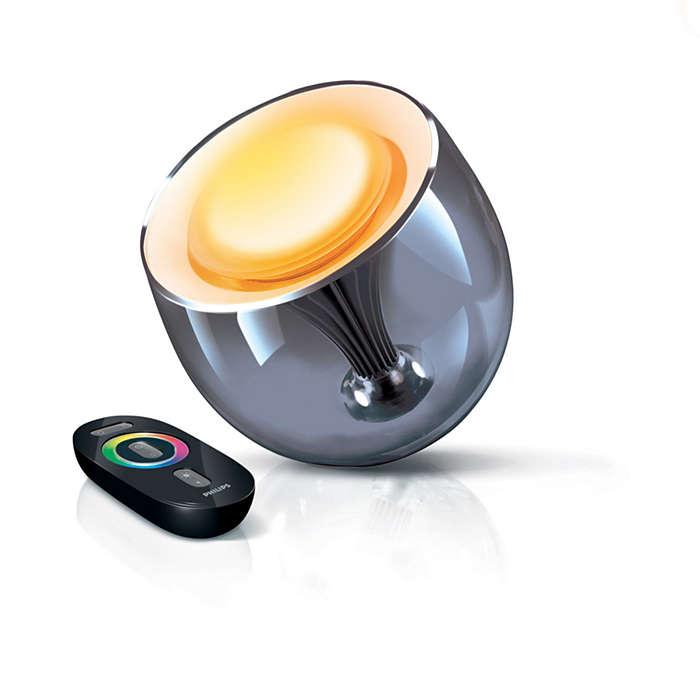Pomaluj światłem swój świat