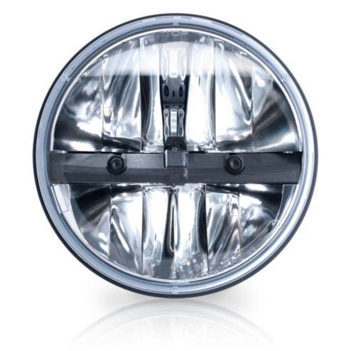 """LED Headlamp 7"""" round LED01X1"""