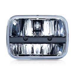 """LED Headlamp 5"""" x 7"""" rectangular"""