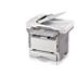 Laserfax med skrivare, skanner och WLAN