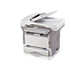 Network Laserfax with printer