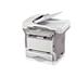 Лазерный факс с принтером и сетевым подключением