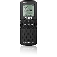 LFH0600/00  Dyktafon Digital Voice Tracer