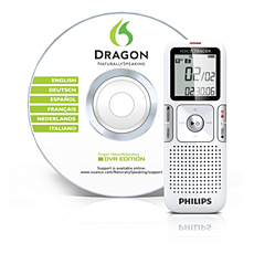 LFH0625/00 Voice Tracer digital recorder
