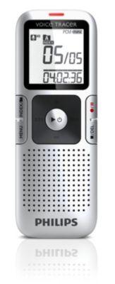 Philips LFH0655/27 Digital Recorder Last