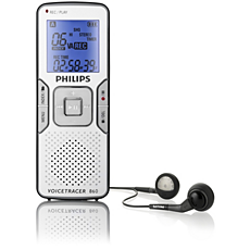 LFH0860/00 -    Dyktafon Digital Voice Tracer