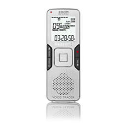 Voice Tracer gravador digital