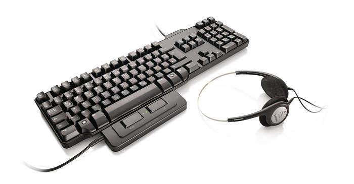 Efficiency in typing