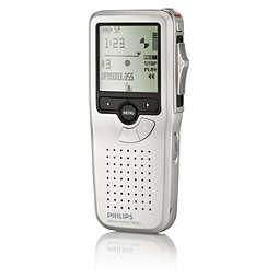 Pocket Memo digital dictation recorder